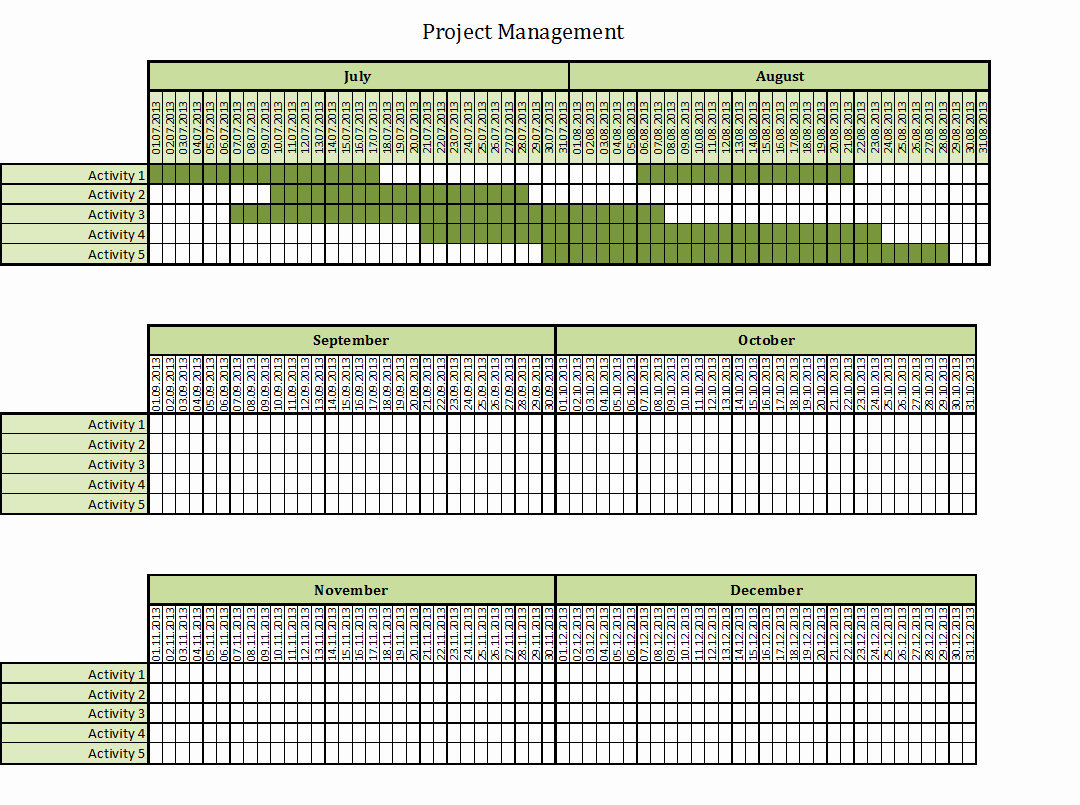 Project Management Spreadsheet Template Excel Fresh Excel Template