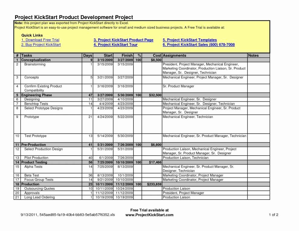 Project Management Spreadsheet Template Excel Inspirational Excel Templates for Construction Project Management