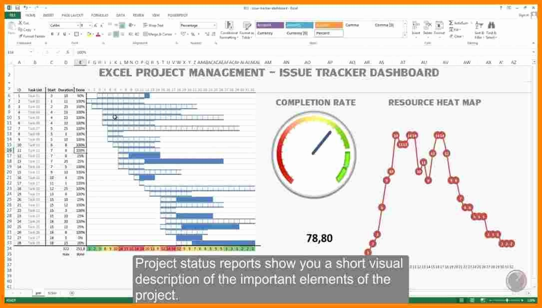 Project Management Spreadsheet Template Free Elegant 9 Free Excel Project Management Tracking Templates