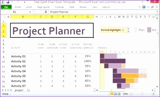 Project Management Spreadsheet Template Free New 8 Project Management Template Excel Free Download