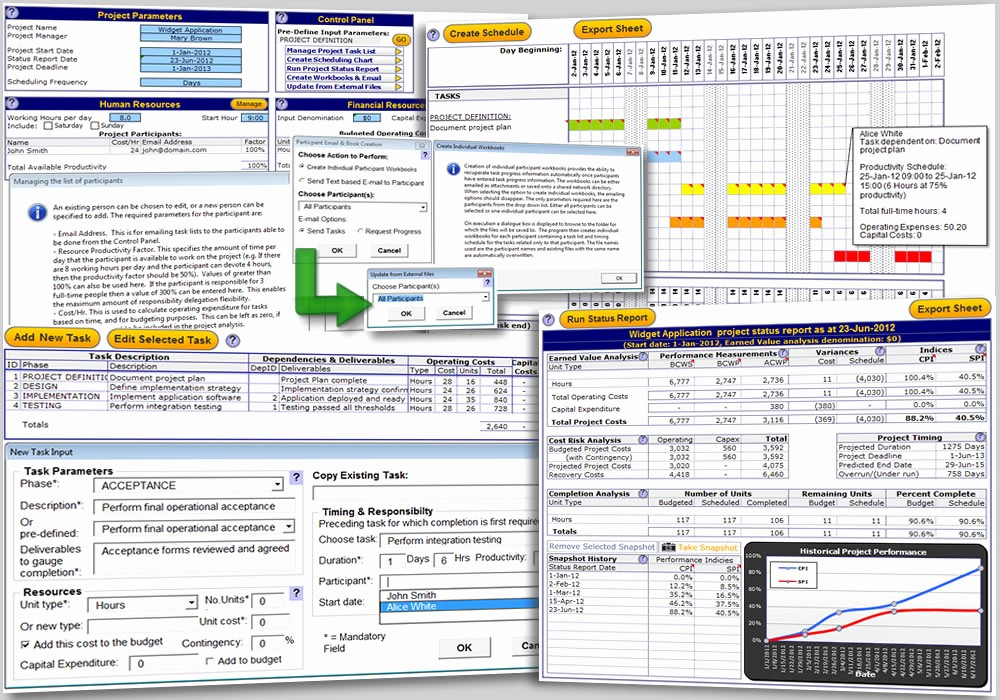 Project Management Templates In Excel Best Of Excel Project Management Template