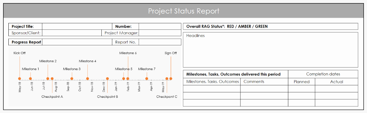 Project Management Templates In Excel Elegant Using Excel for Project Management