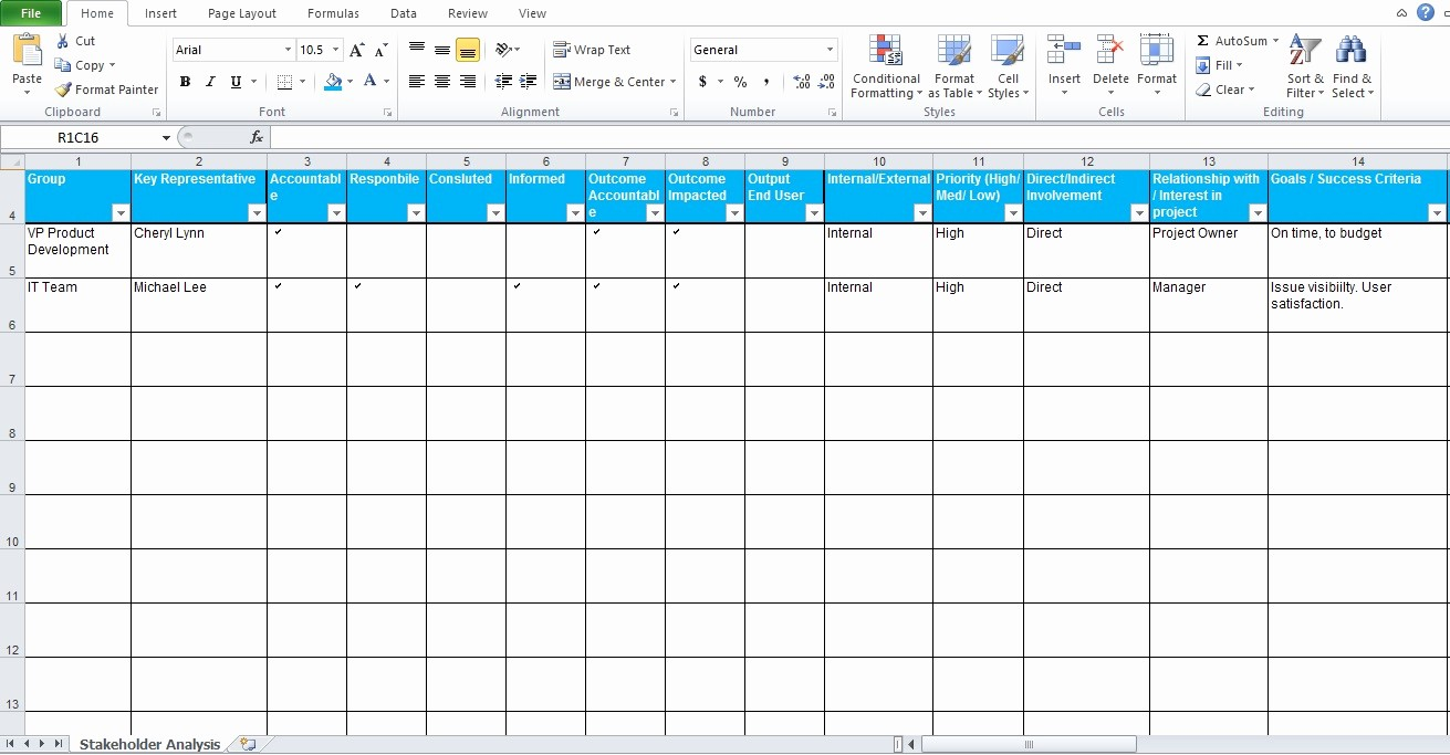 Project Management Templates In Excel New Download Project Management Dashboard Template Excel