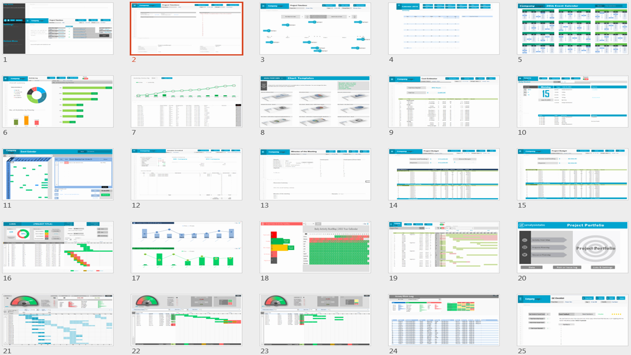 Project Management Templates In Excel New Excel Project Management Templates