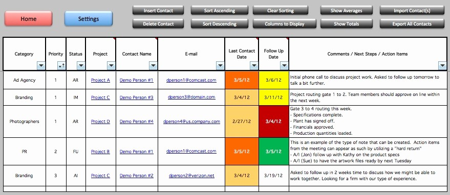 Project Management Templates In Excel New Multiple Project Management Tracking Templates Excelide