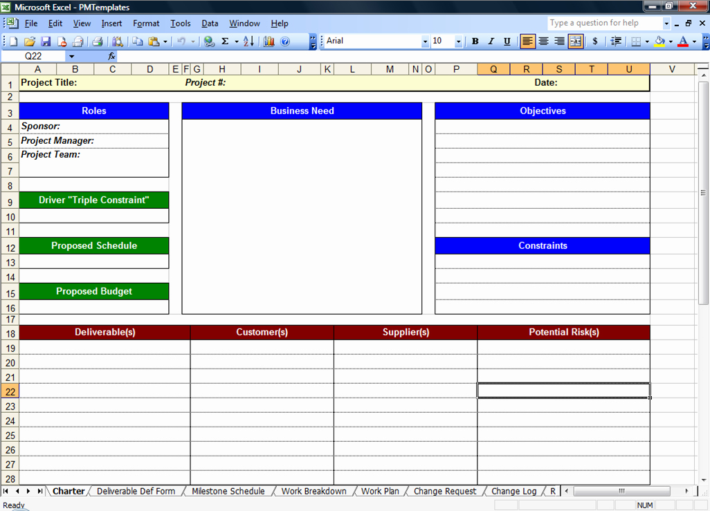 Project Management Templates In Excel Unique Excel Spreadsheets Help Free Download Project Management
