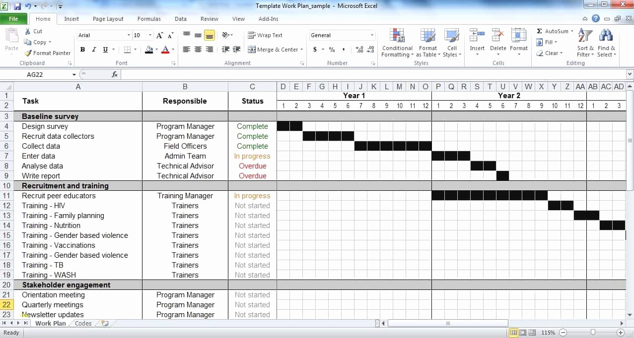 Project Management Time Tracking Excel Fresh Project Management Templates for Excel Free Download