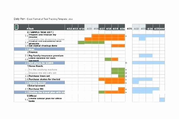 Project Management Time Tracking Excel New Excel Project Tracking Bud Template Management