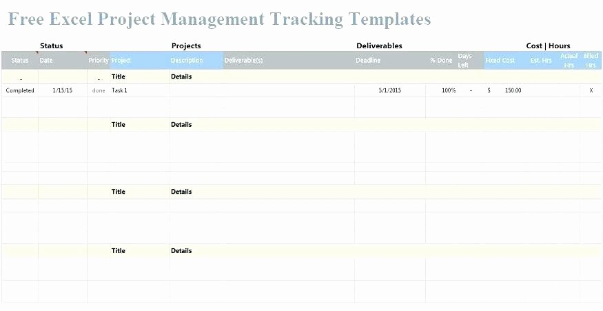 Project Management Time Tracking Excel Unique Task Tracker Excel Daily Work Tracker to Do List Tracker
