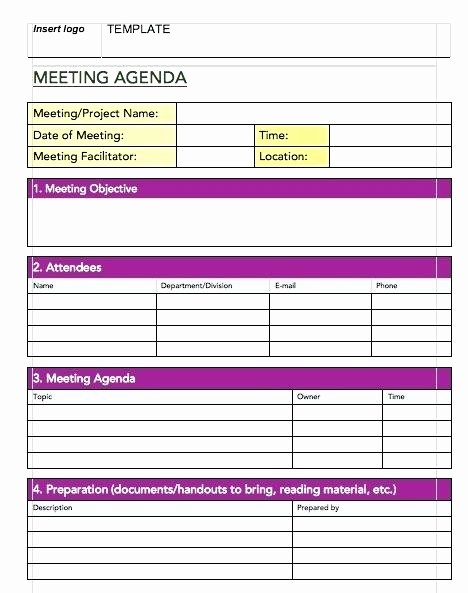 Project Meeting Minutes Template Excel Awesome formal Meeting Minutes Template Templates Agenda Action