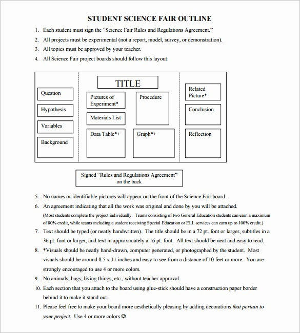 Project Outline Template Microsoft Word Awesome Project Outline Template 8 Free Sample Example format
