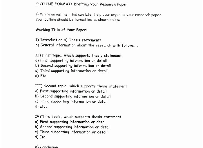 Project Outline Template Microsoft Word New Project Outline Template Microsoft Word – Maney
