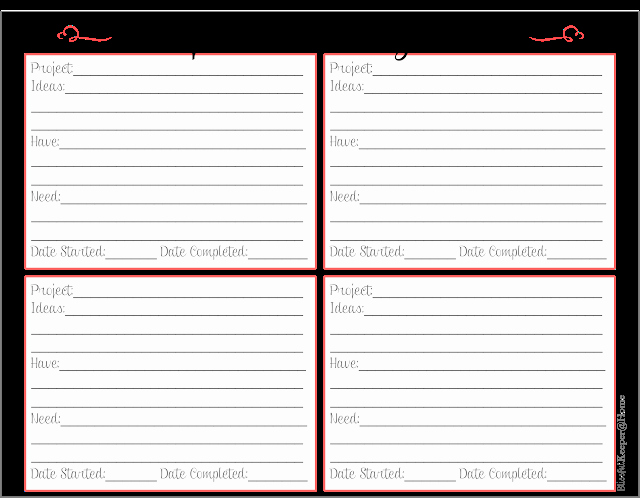 Project Planning Template for Students New Blissful Keeper at Home Project Planning Sheet