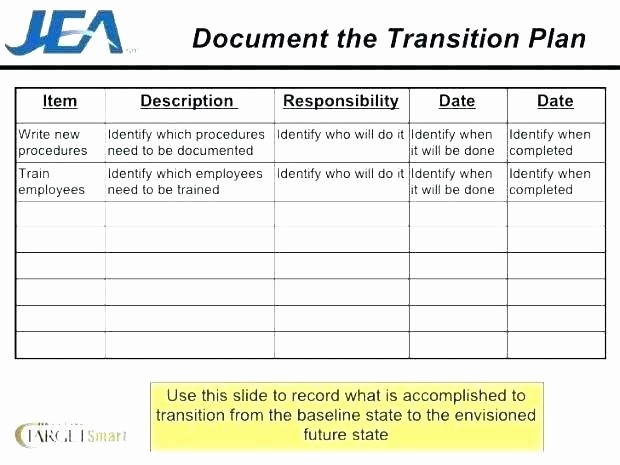Project Planning Template for Students Unique It Transition Plan Template – Carpatyfo