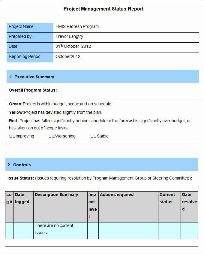 Project Report format In Word Best Of Management Report Templates 32 Word Pdf Apple Pages