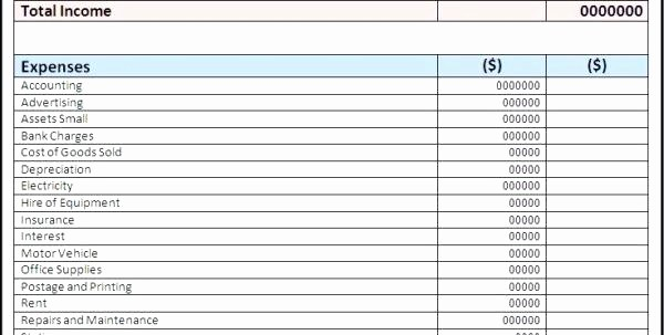 Projected Cash Flow Statement Template Fresh Simple Cash Flow Projection Template Free Excel In E