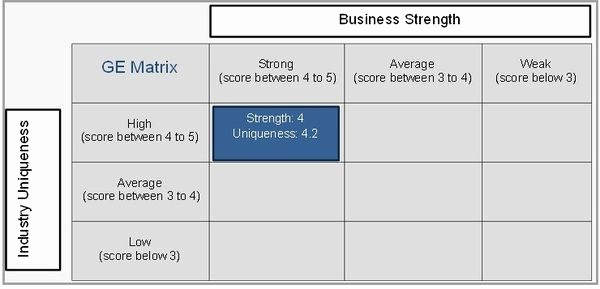 Pros and Cons Analysis Template Unique What is the Ge Strategic Business Unit Sbu Matrix