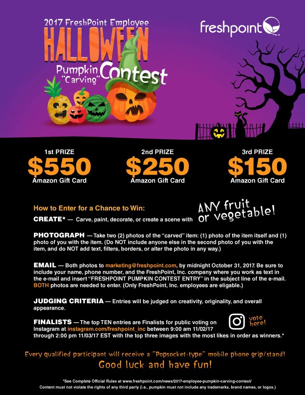 Pumpkin Carving Contest Flyer Template Beautiful Freshpoint