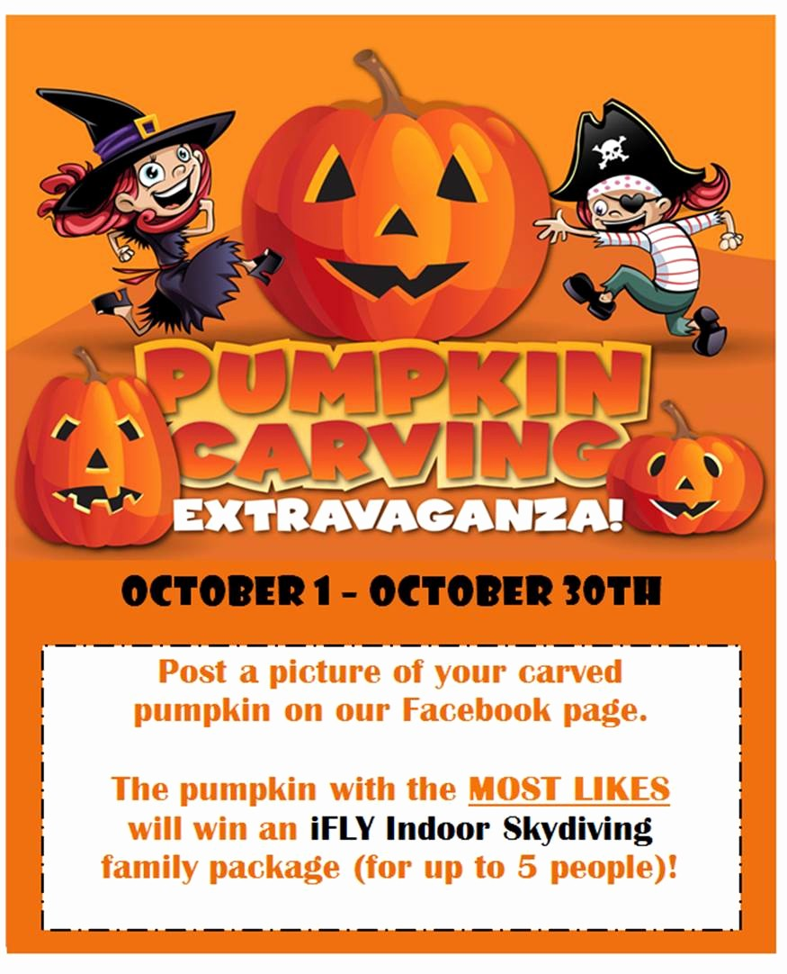 Pumpkin Carving Contest Flyer Template Best Of the Pumpkin Carving Extravaganza Contest is Running now