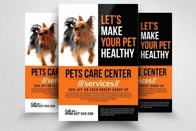 Puppies for Sale Flyer Template Awesome February 2018 Free Template Design Free Template Design