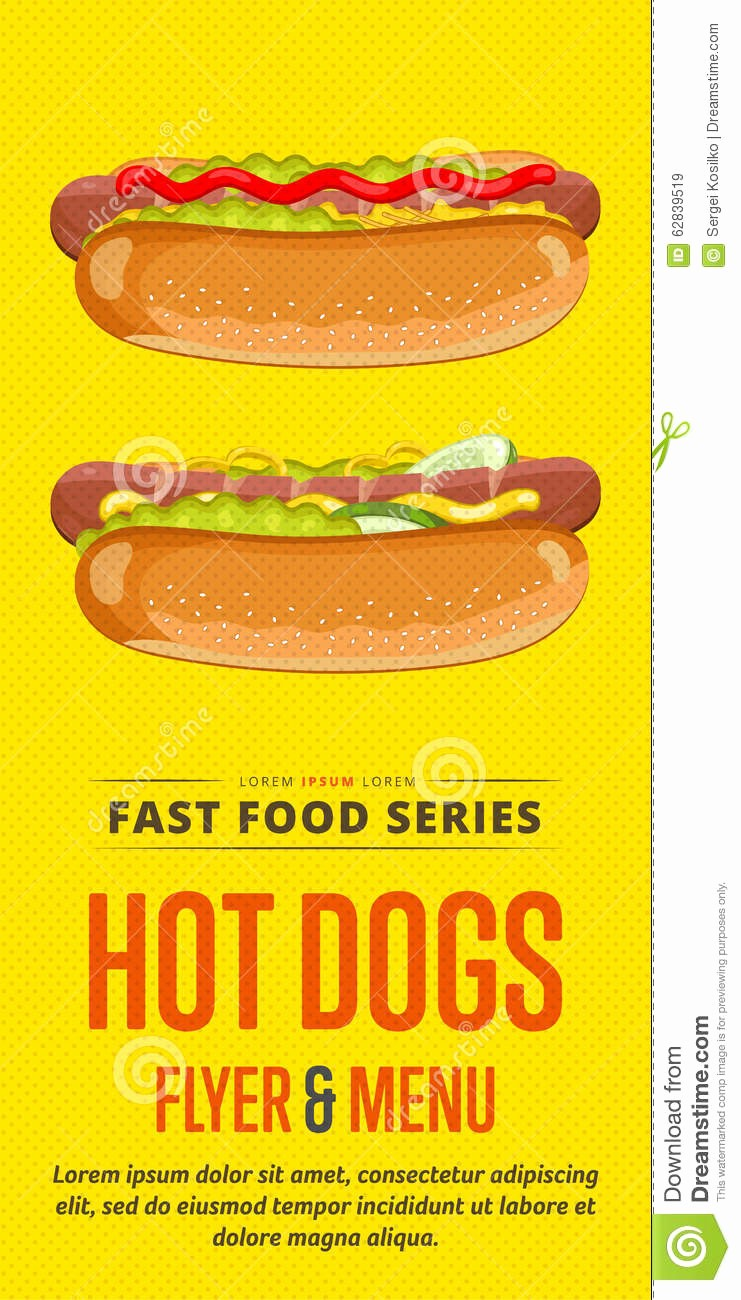 Puppies for Sale Flyer Template Awesome Hot Dog Sale Flyer to Pin On Pinterest Pinsdaddy