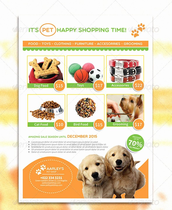 Puppies for Sale Flyer Template Best Of Puppies for Sale Flyer Template – Exploredogs