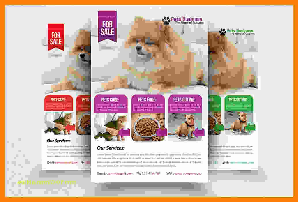 Puppies for Sale Flyer Template New 5 Puppy for Sale Flyer Templates