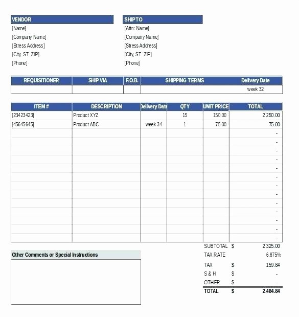 Purchase order Tracking Excel Sheet Inspirational Purchase order Tracking Template Excel Example Cash Flow