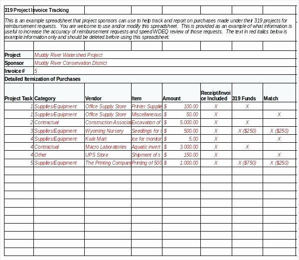Purchase Order Tracking Excel Spreadsheet Inspirational Change