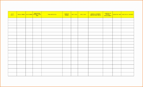 Purchase order Tracking Excel Spreadsheet New Purchase order Tracking Spreadsheet Google Spreadshee Free