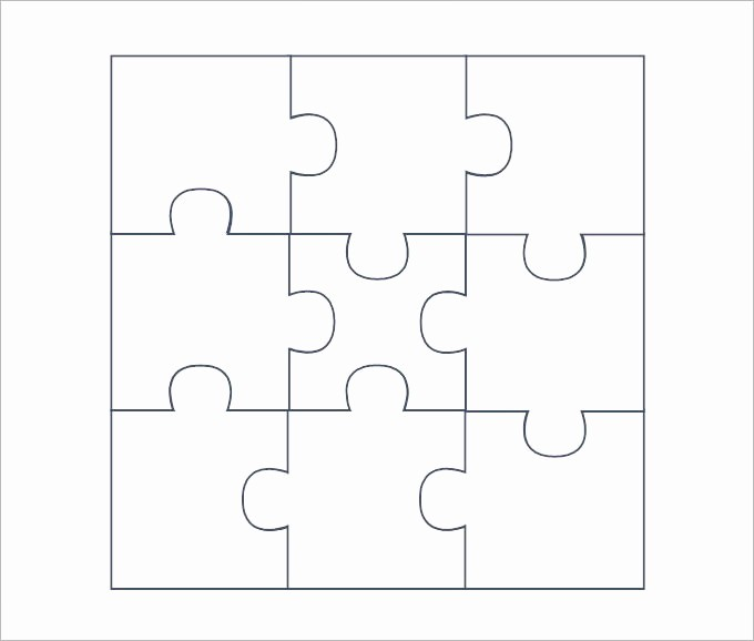 Puzzle Pieces Template for Word Elegant Puzzle Piece Template 19 Free Psd Png Pdf formats