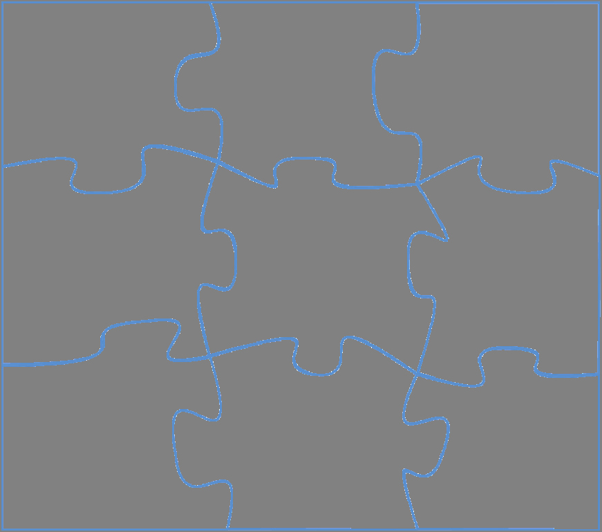 Puzzle Pieces Template for Word Fresh Jigsaw Puzzle