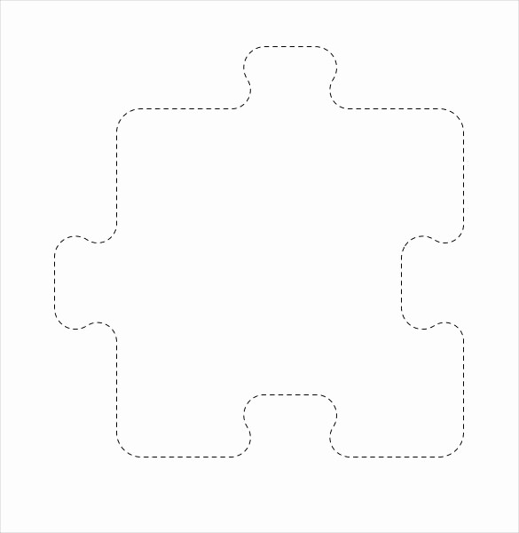 Puzzle Pieces Template for Word Fresh Puzzle Piece Template 19 Free Psd Png Pdf formats