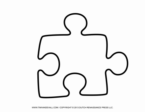 Puzzle Pieces Template for Word Luxury Tim Van De Vall Ics & Printables for Kids