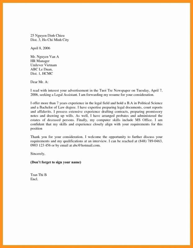 Quick and Easy Cover Letters Luxury Quick Cover Letter