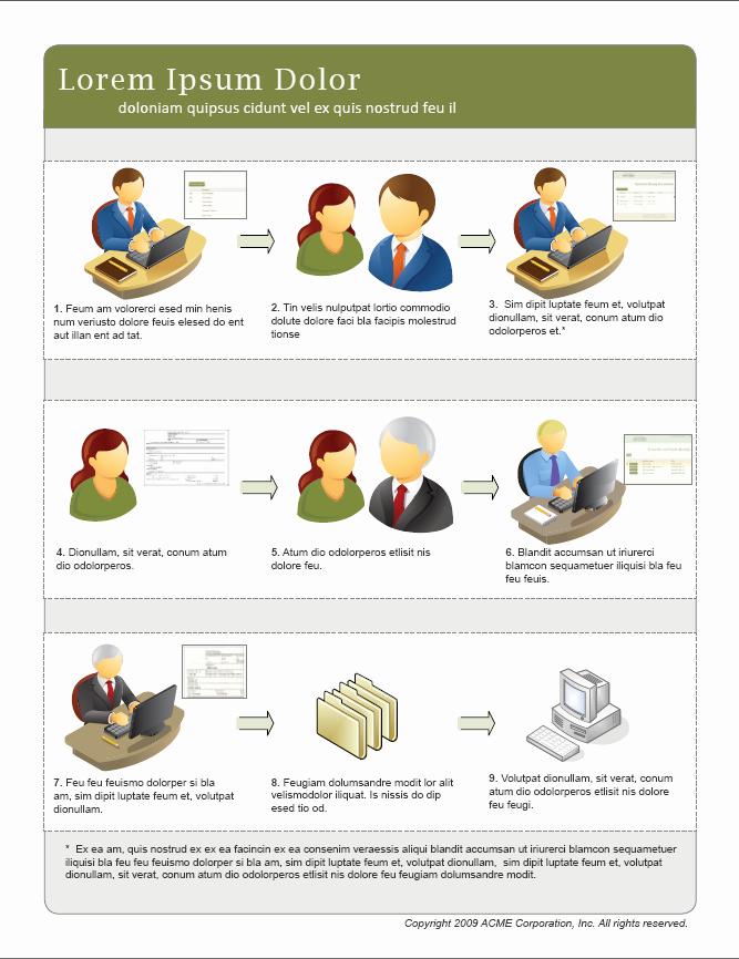 Quick Reference Card Template Word Awesome Quick Reference Guide Templates