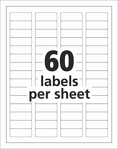 Quill Laser Address Labels Template Lovely Avery Templates 5163