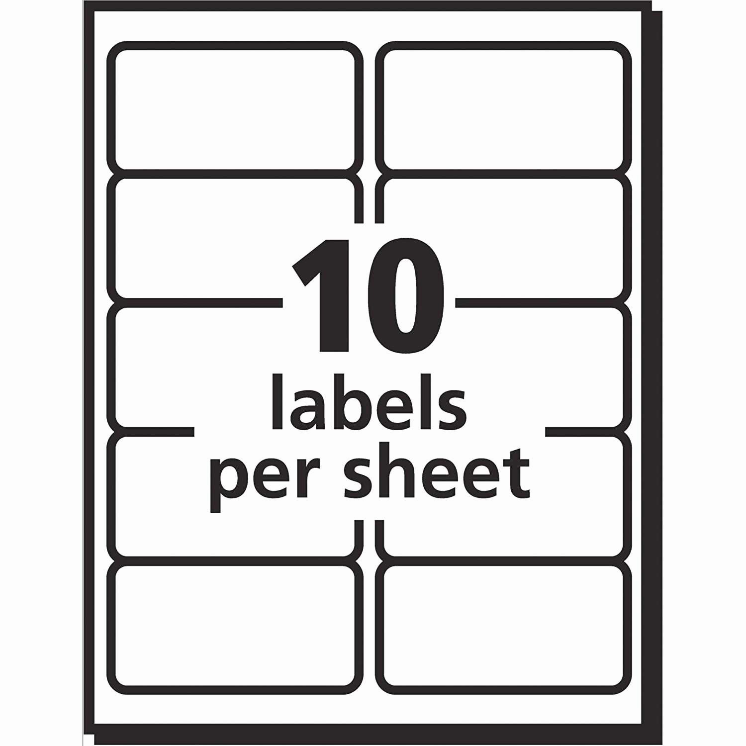 Quill Laser Address Labels Template Lovely Inspirational Quill Address Label Templates