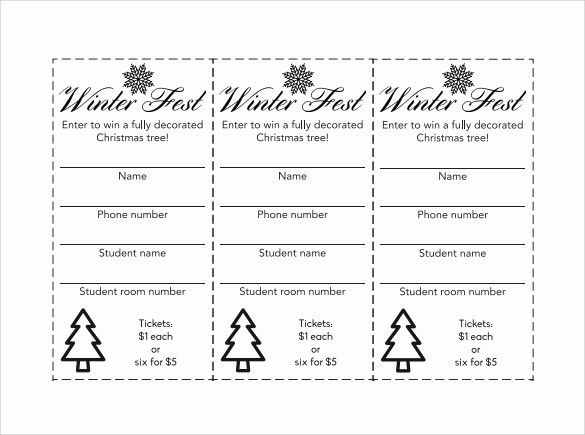 Raffle Entry form Template Word Beautiful 23 Raffle Ticket Templates – Pdf Psd Word Indesign