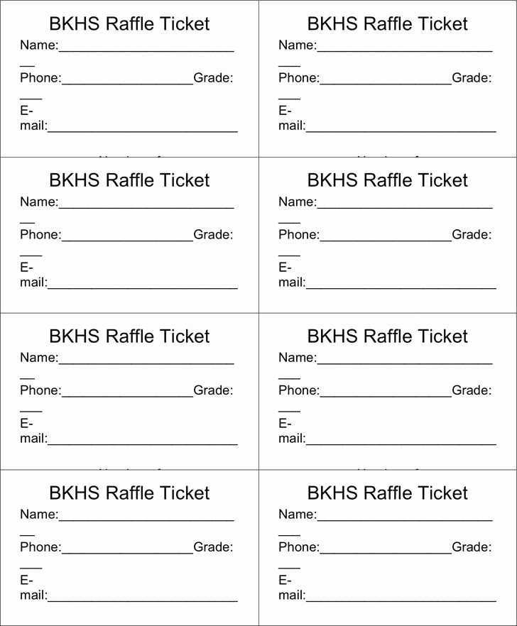 Raffle Ticket Printing Free Template Beautiful Best 25 Free Raffle Ticket Template Ideas On Pinterest