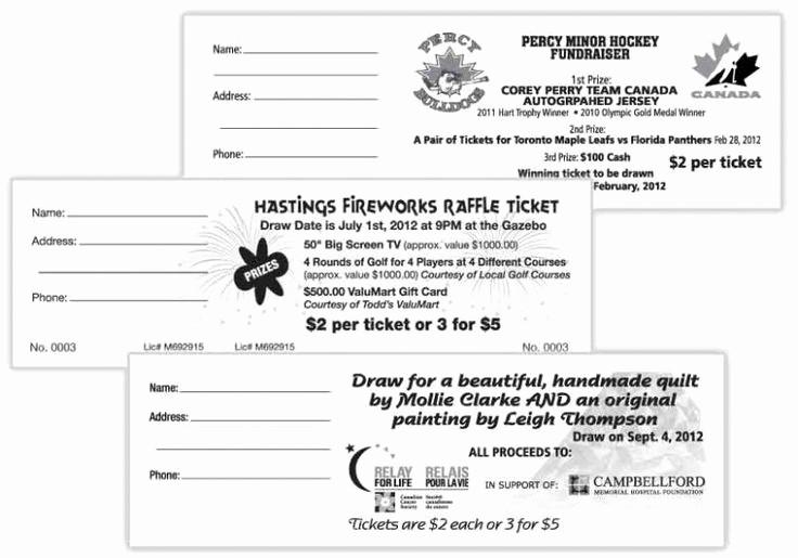 Raffle Ticket Samples for Fundraisers Elegant 85 Best Raffle Ticket Templates & Ideas Images On