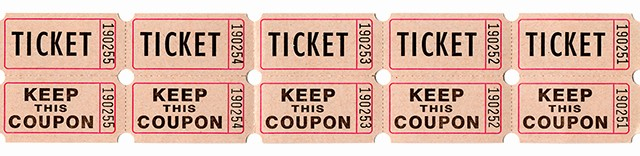 Raffle Ticket with Stub Template New How to Get A Free Raffle Ticket Template for Microsoft Word