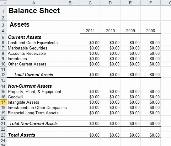Real Estate Balance Sheet Example Elegant Best S Of Real Estate Balance Sheet Template Sample