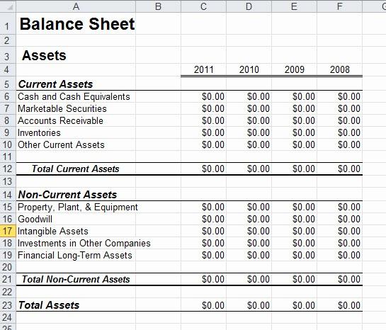 Real Estate Balance Sheet Sample Fresh Best S Of Real Estate Balance Sheet Template Sample
