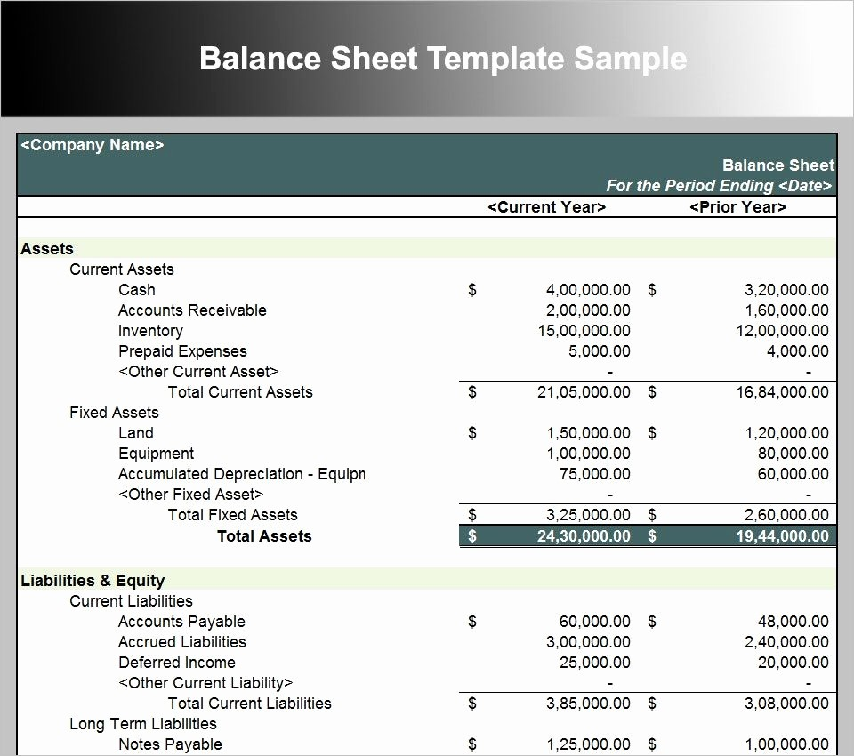 Real Estate Balance Sheet Template Best Of Balance Sheet Template for Real Estate Example form Blank