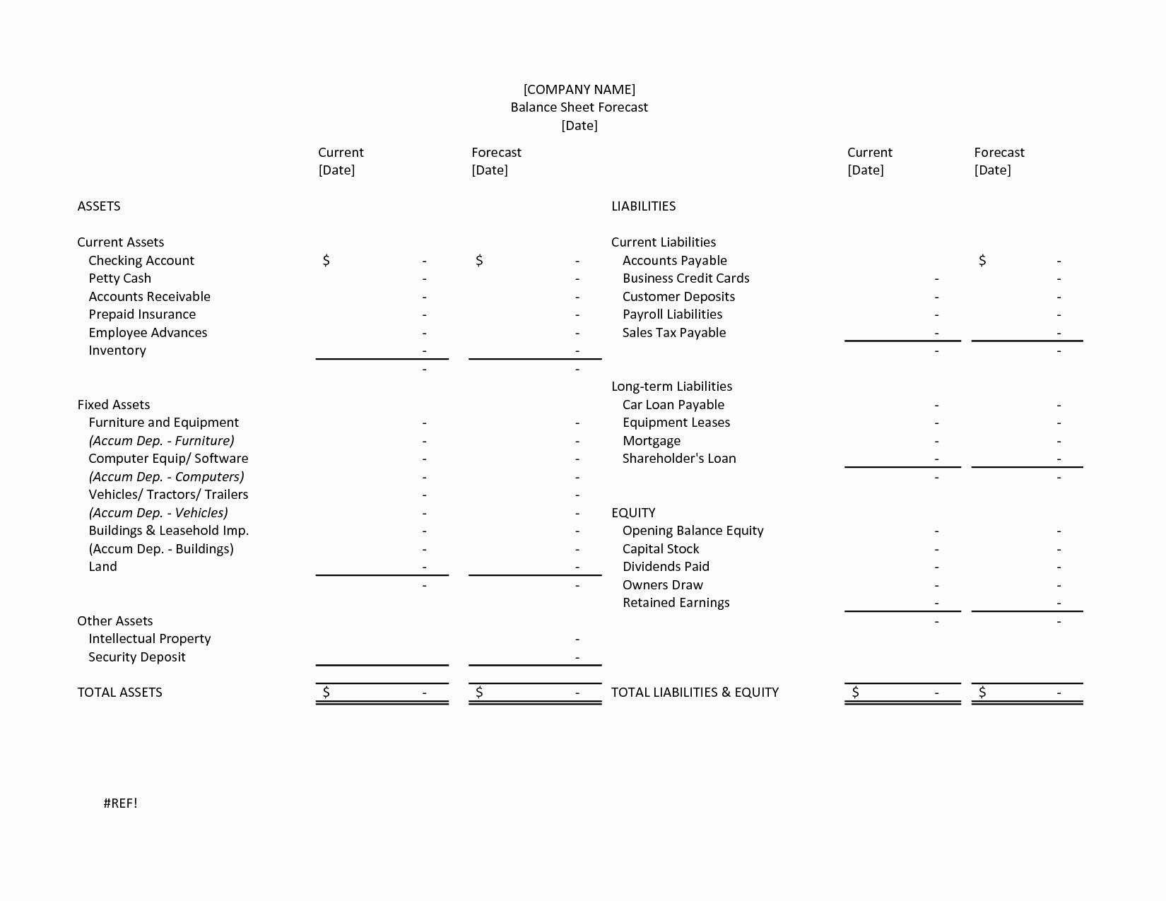 Real Estate Balance Sheet Template Lovely Best S Of Real Estate Balance Sheet Template Sample