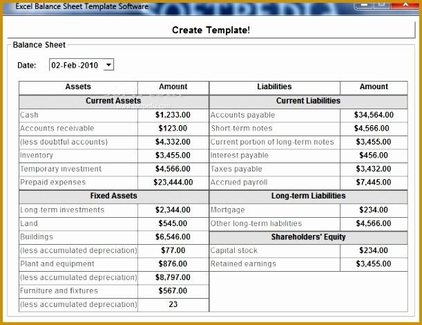 Real Estate Balance Sheet Template Luxury 7 Real Estate Balance Sheet Template