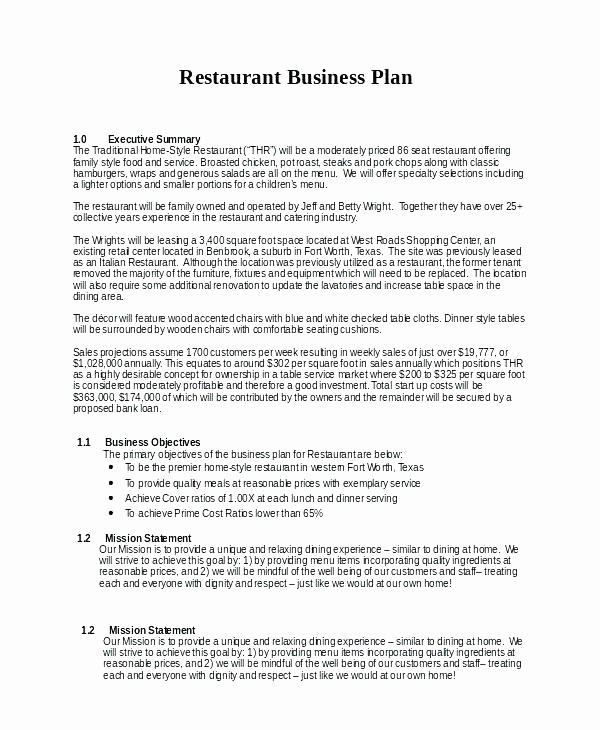 Real Estate Executive Summary Template Inspirational Marketing Plan Executive Summary Template Free Sample