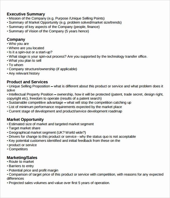 Real Estate Executive Summary Template Inspirational Printable Real Estate Executive Summary Template – Free