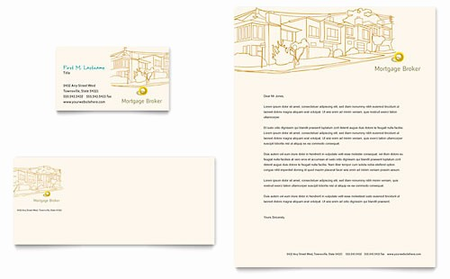 Real Estate Letterhead Templates Free Fresh Real Estate Letterheads